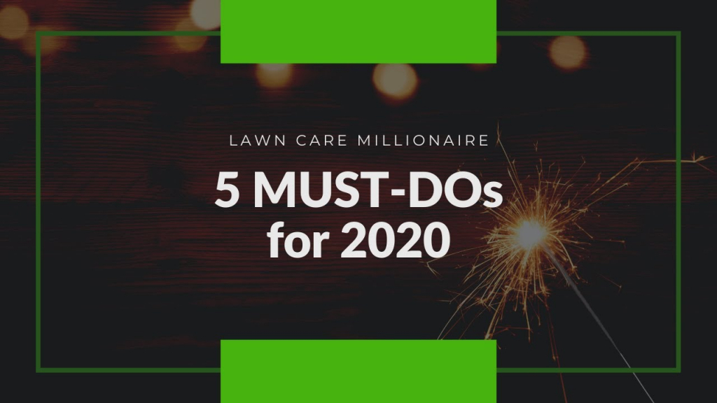 sprint into 2020 5 lawn care must dos 2020 lawn care schedule