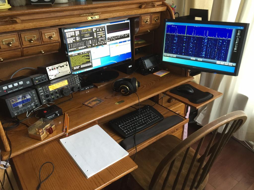 ve9kk qrpower blog iaru hf world championship contest amateur radio contest callender