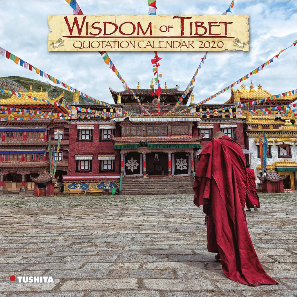 Wisdom Of Tibet Calendar 2020 Bridgewater Temple Calendar 2020