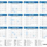 2001 Calendar 2001 Calendar