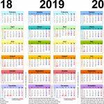 3 Year Calendar Wpawpartco 3 Year Calendar Template