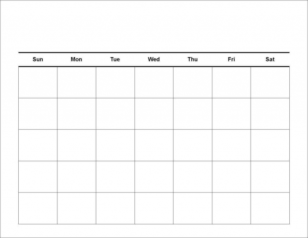 7 day calendar template weekly calendar template print black out schedule for vacation