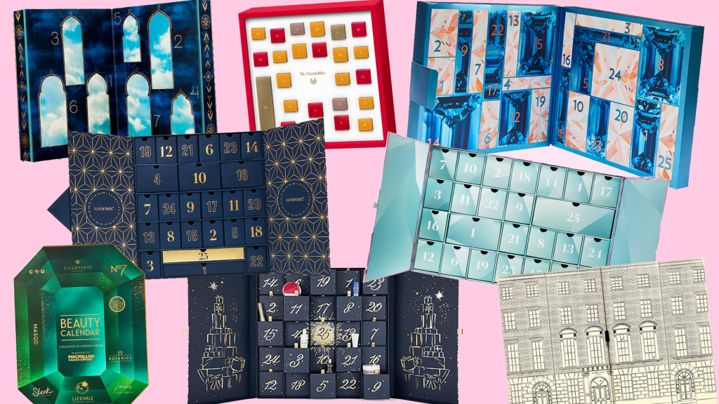 beauty advent calendars that are still in stock get them quick do your own advent calendar 2020