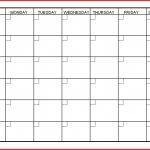Dandy Printable Calendar 6 Week Mini Calendar Template Full Pagwe Blank 6 Week Calender