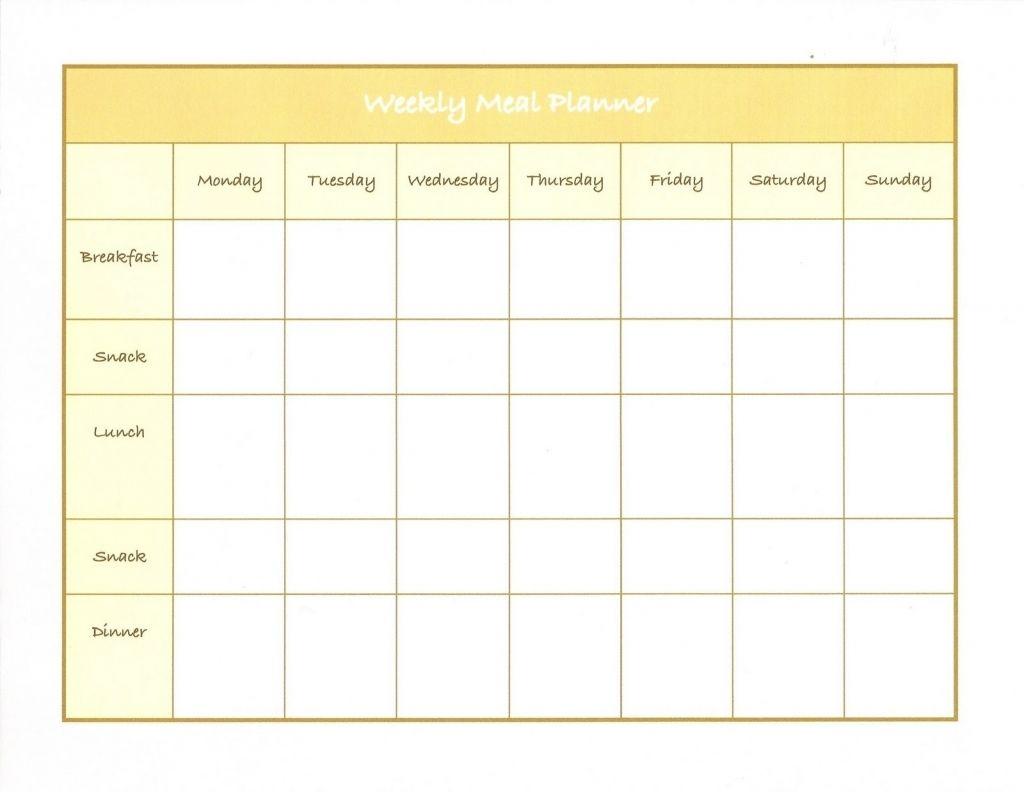diet calendar printable 45 printable weekly meal planner printable diet calendars
