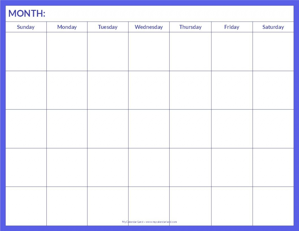 free printable blank calendar pages coloring pages for print blank six week