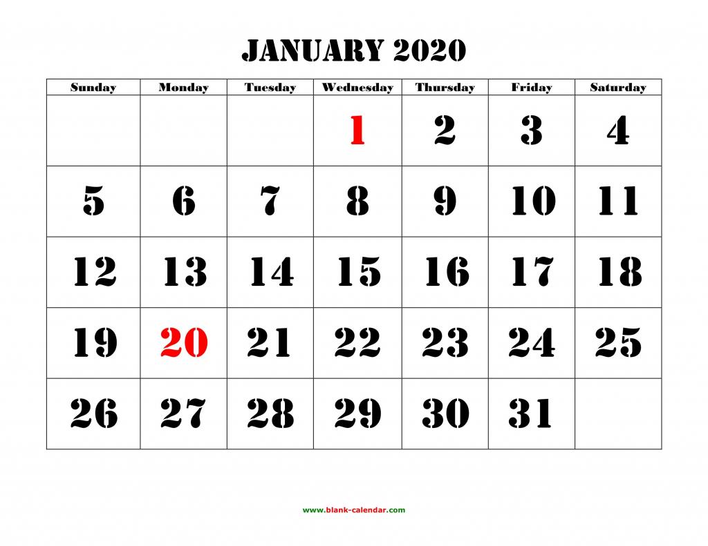 january 2020 calendar word monthly calendar template printable countdown calendar to 12th july