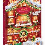 Lindt Teddy Advent Calendar 172g Lindor Advent Calendar