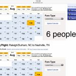 Low Fare Calendar Varies Based On Of People Flyertalk Southwest Low Fare Calendar