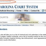 Nc Court Calendar Optoev Nc District And Superior Court Calendar