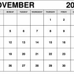 November 2018 Printable Date And Time Calendar November Time Date Calendar Printable