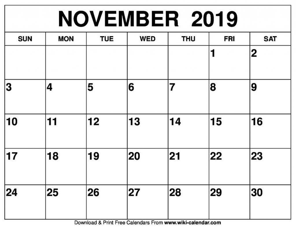 november 2019 calendar november2019calendar printable countdown calendar to 12th july