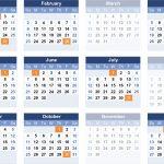 Opers Benefit Payment Schedule Retirement Calendar 2020