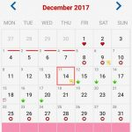 Period Tracker And Ovulation Calendar 2018 Ovulation Calendar