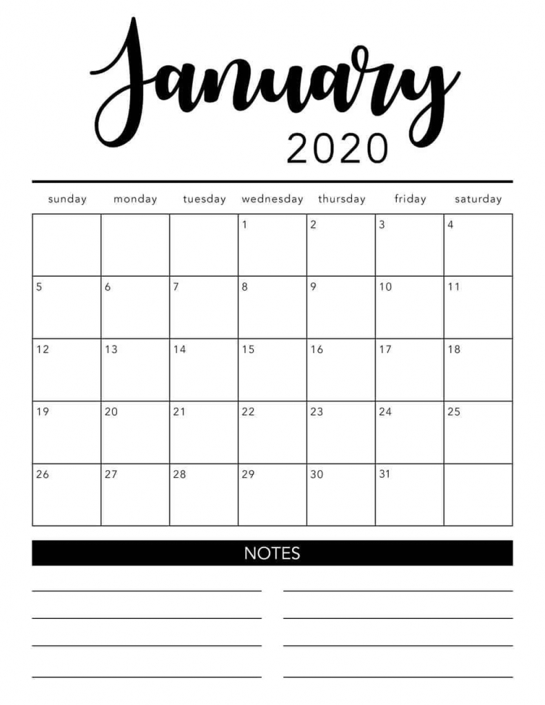 printable 2020 calendar month encouraged in order to printable 2020 june calendar 8 5 x 11