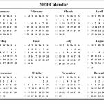 Printable Free Download Singapore Calendar 2020 Pdf Excel 2020 Calendar Print Free