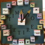 Retirement Countdown Calendar Retirement Board Retirement Calendar Countdown