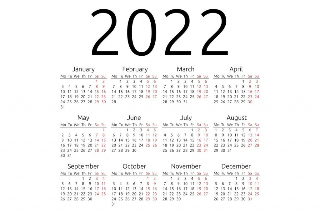 simple calendar 2022 monday manyconcepts on free week at a glace 2020 july calendar