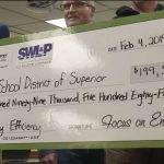 Superior School District Gets Green For Going Green District And Superior