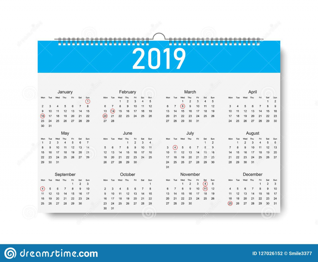 trendy calendar on 2019 year days for holiday calendar 6 week holiday calendar