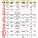 Your 12 Week Half Marathon Training Plan Half Marathon Half Marathon Training Calendar Printable