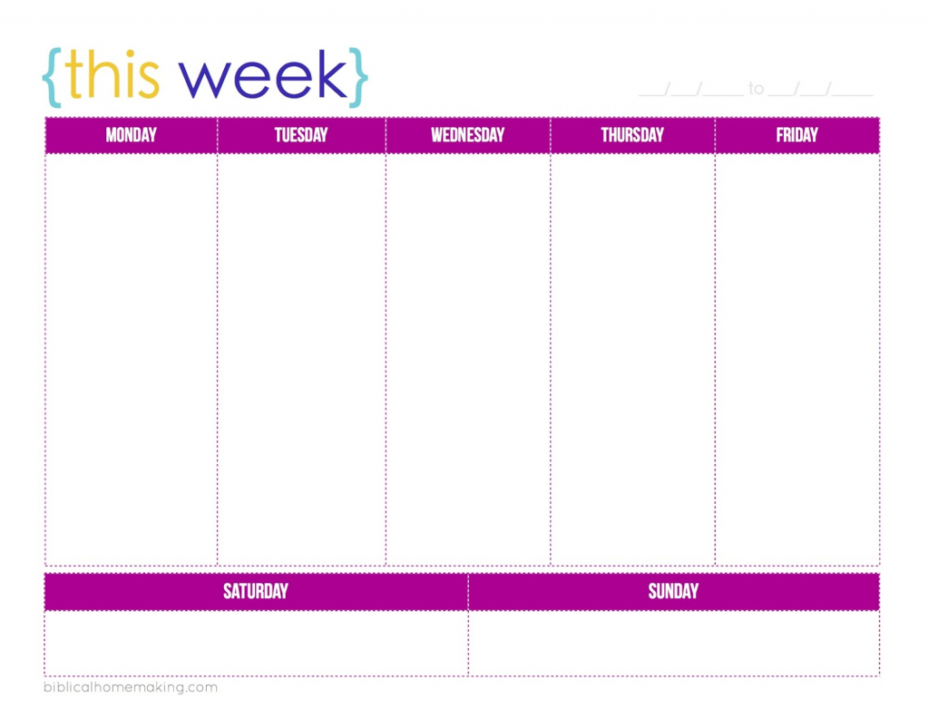 019 template ideas free printable daily calendar with time 1 week calendar free printable