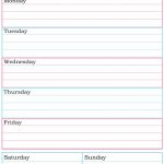 2 Week Calendar With Lines Yahoo Image Search Results Calendar For The Week With Lines