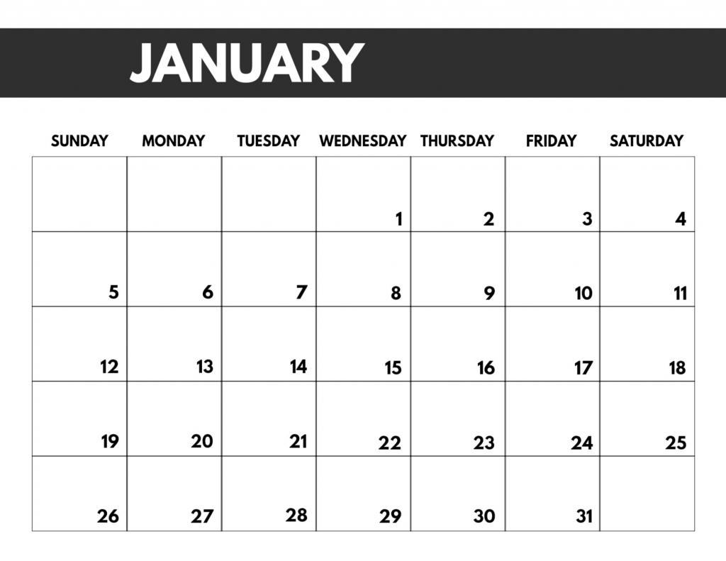 2020 free monthly calendar template paper trail design 8 5 x 11 printable calendars
