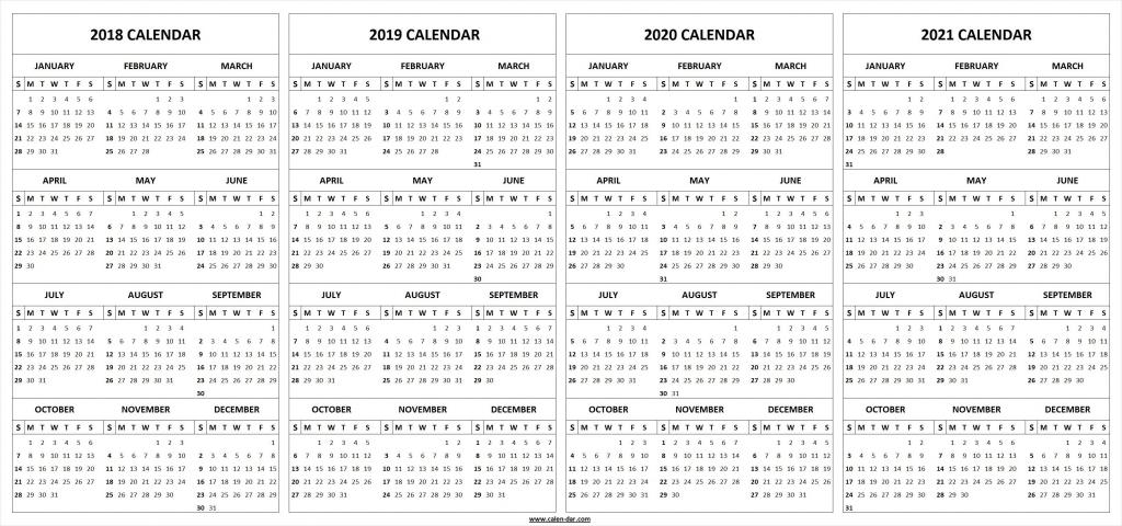 50 great 5 year calendar 2017 to 2022 anime characters 5 yr calendar printable