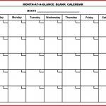 6 Week Calendar Template Weekly Blank Calendar 6 Calendar Six Week Blank Calander