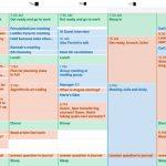 Calendar Not To Do Lists Noteworthy The Journal Blog Time Mangement Calendars