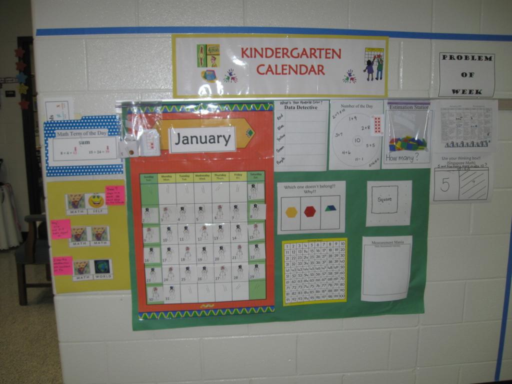 calendarnumber routines supplements k 5 mrs kathy everyday counts math calendar kit grade 2