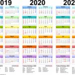 Calender Years Kahrersd7 10000 Year Calendar Printable