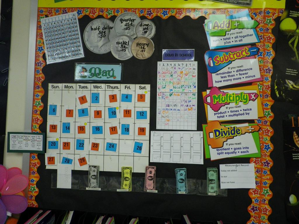 fabulous in fifth calendar math everyday math calendar