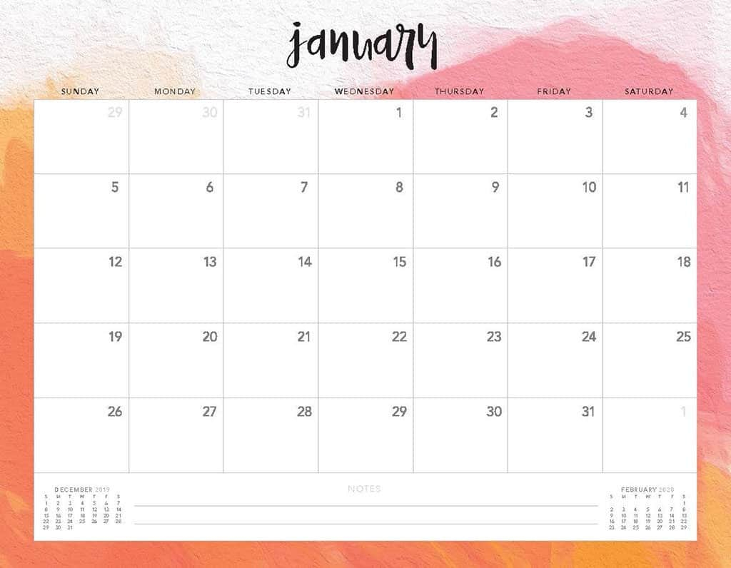 free 2020 printable calendars 51 designs to choose from free calendar 2020 printable