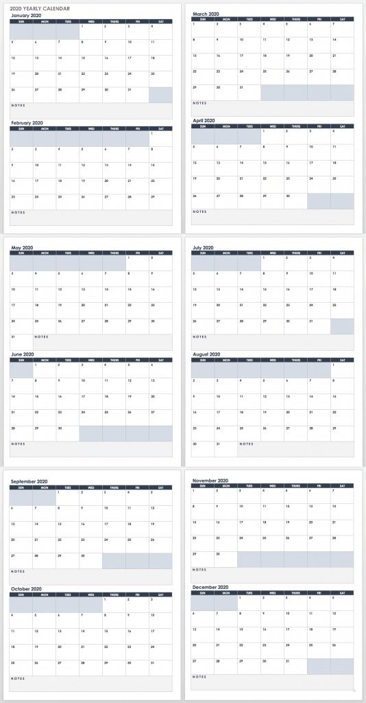 free google calendar templates smartsheet 10000 year calendar printable