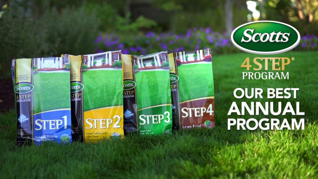 how to get a great lawn with scotts 4 step program our best annual program for your lawn scotts treatment schedule