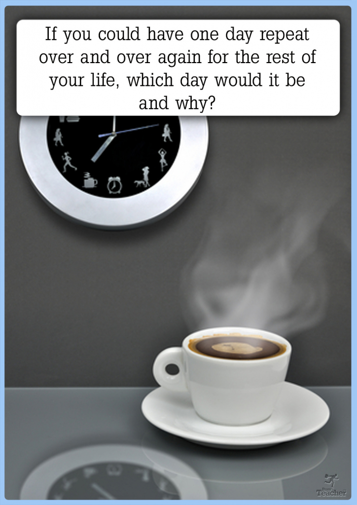 if you could have one day creative writing prompt busyteacher cafe