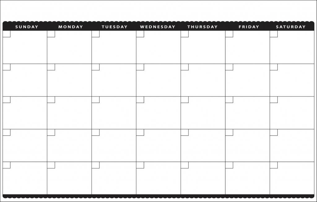 monthly calendar 11x17 calendar ideas design creative 11x17 calendar template