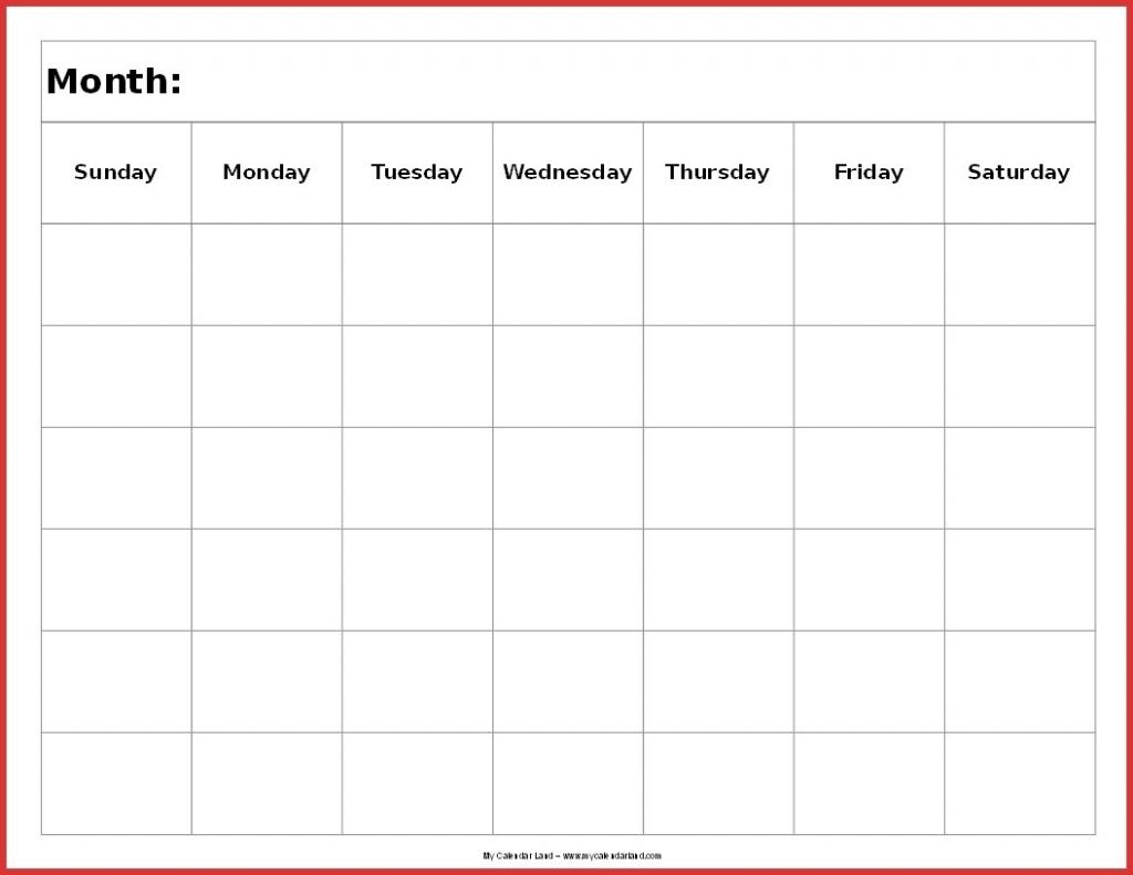 remarkable 6 week blank calendar template printable blank 6 week calender