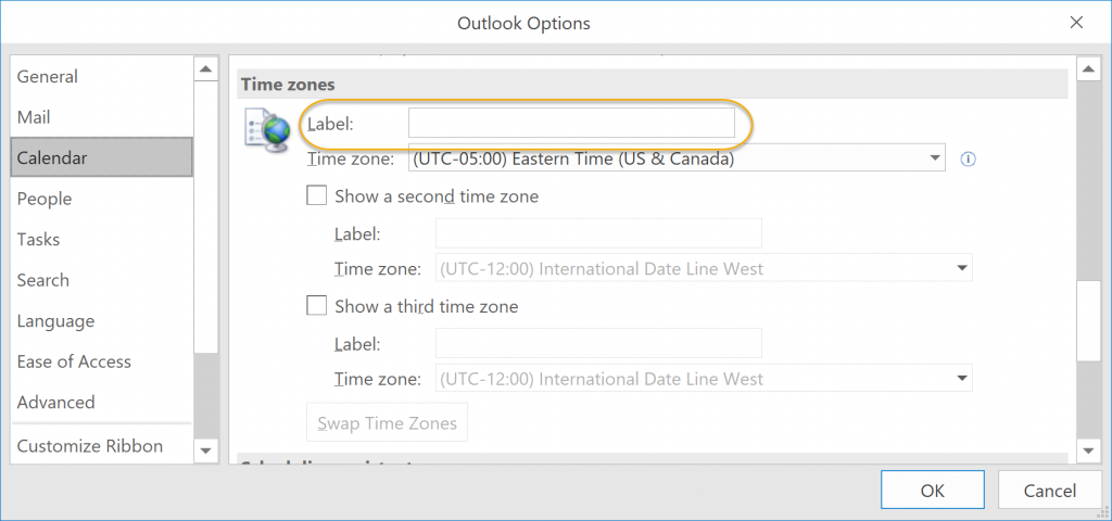 tutorial working with the calendar introduction to outlook calendaring crash course 2