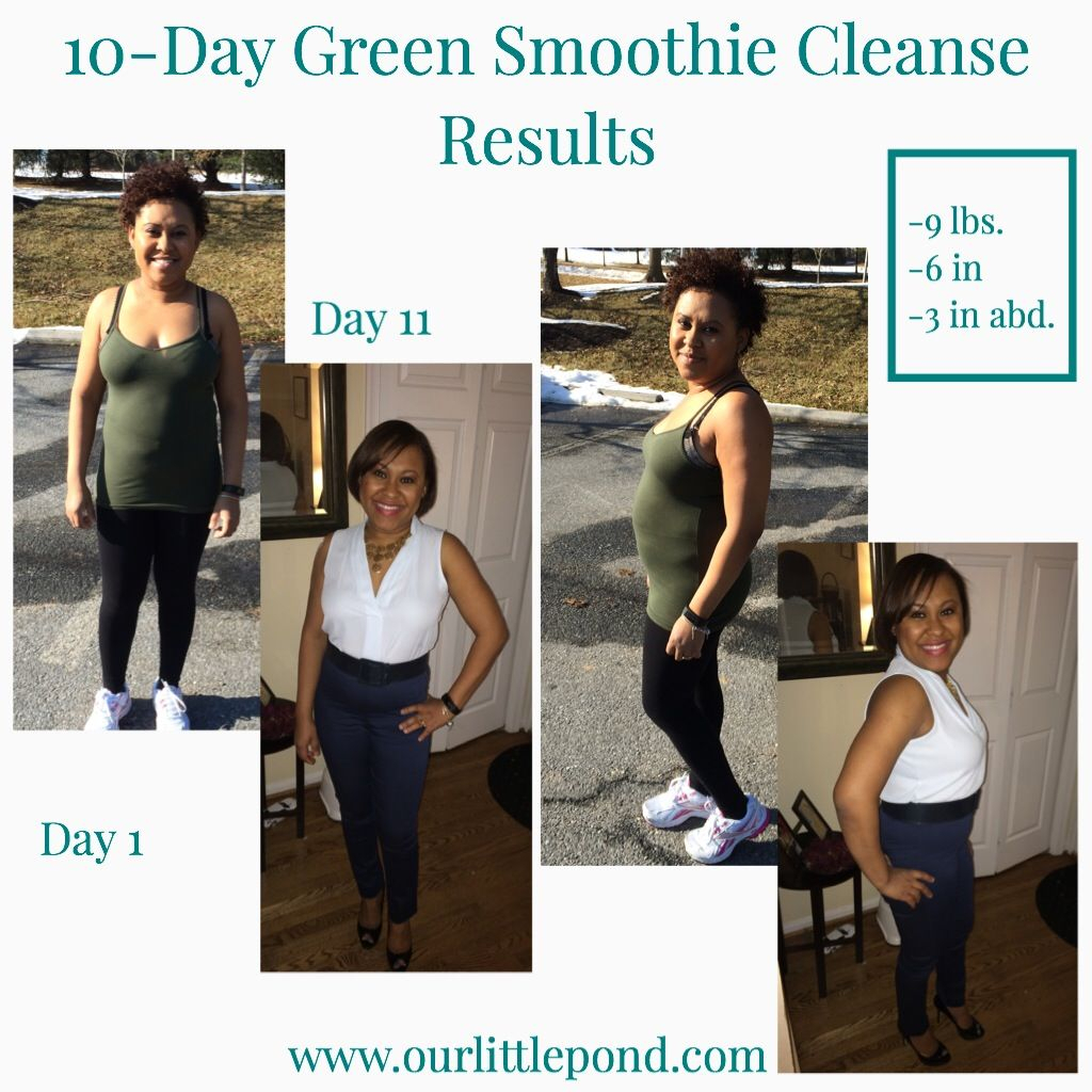 10 day green smoothie cleanse my experience green jjsmithonline com squat challenge