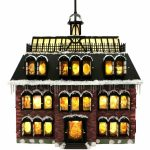 Advent House Calendar From Christmas Vacation Advent House Christmas Vacation Advent House