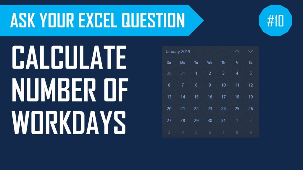 calculate number of workdays between two dates excluding weekends holidays printable retirement countdown calendar excludes weekends