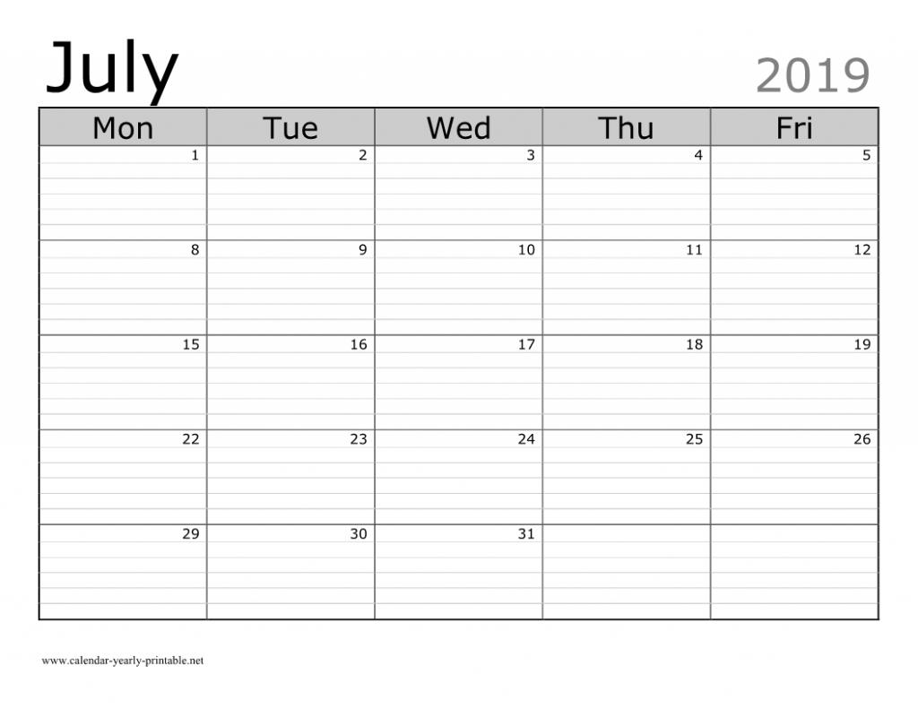 celebrating holidays in july 2019 calendar calendar yearly lined july calander 1