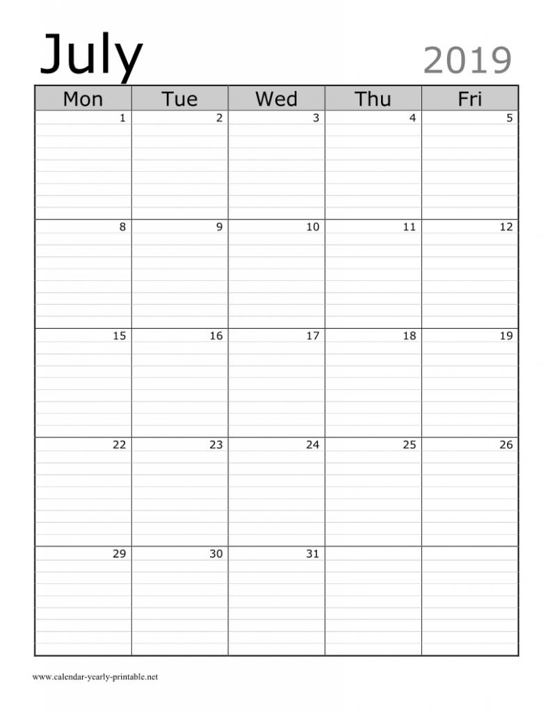 celebrating holidays in july 2019 calendar calendar yearly lined july calander