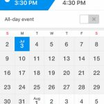 Designing The Perfect Date And Time Picker Dating Blank Time Date Calendar