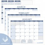 Excel Calendar Template For 2020 And Beyond Weekly And Monthly Calendar Open Office