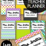 Free Teacher Planner Playdough To Plato Free Editable Teacher Schedule Template