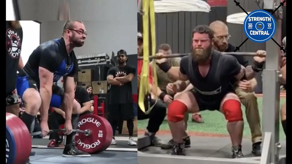 lotw october 2019 cailer woolam pulls a fast 959 lbs pr tom kallas sets 777 lbs squat wr squat october 2020